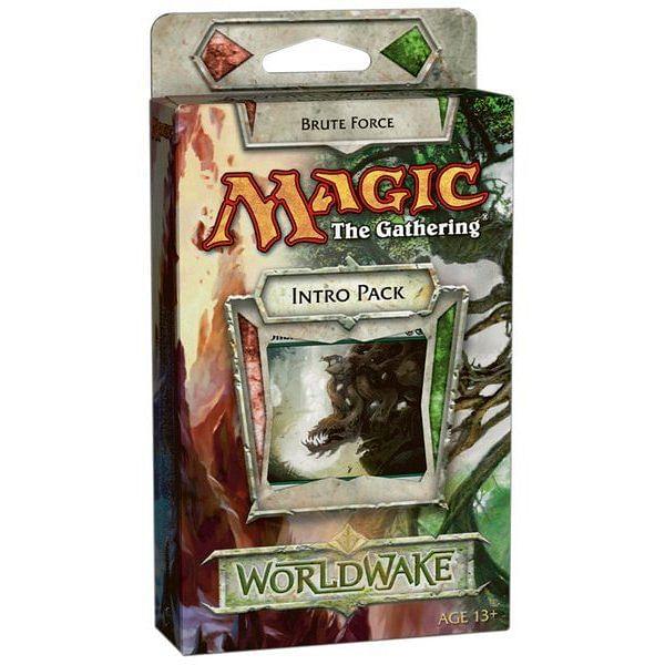 Magic: The Gathering - Worldwake Intro Pack: Brute Force