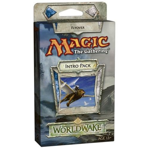 Magic: The Gathering - Worldwake Intro Pack: Flyover
