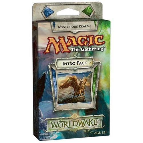 Magic: The Gathering - Worldwake Intro Pack: Mysterious Realms