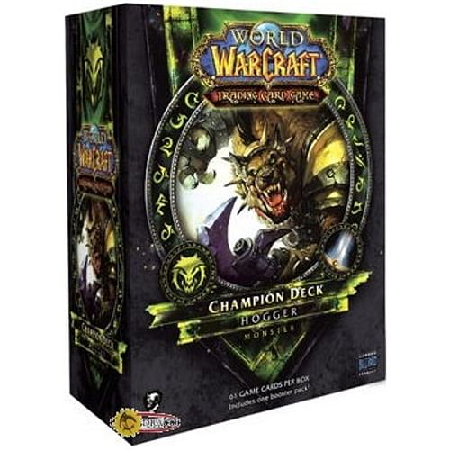 World of Warcraft TCG: Champion Deck - Hogger