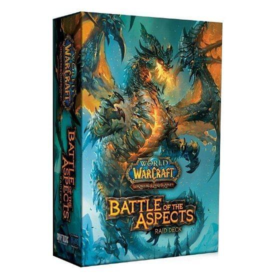 World of Warcraft TCG: Battle of the Aspects Raid Deck