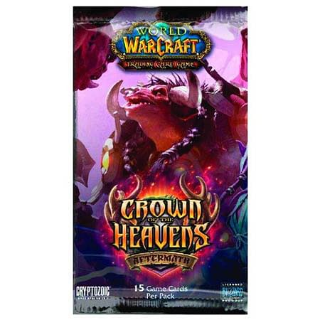 World of Warcraft TCG: Crown of the Heavens Booster