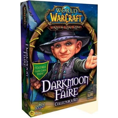 World of Warcraft TCG: Darkmoon Faire - collectors set