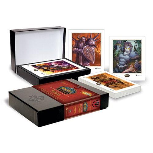 World of Warcraft: The Horde Boxed Art Card Set