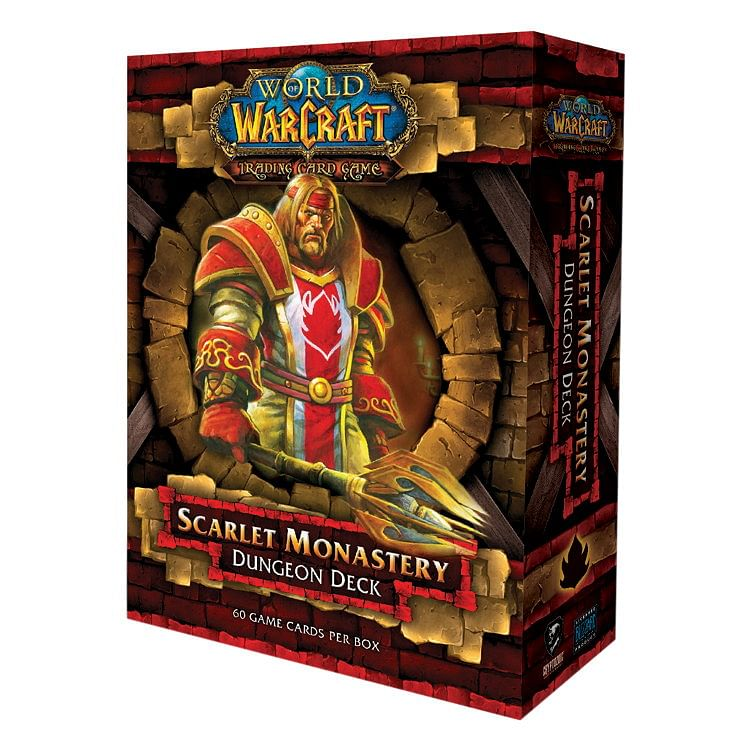 World of Warcraft TCG: Dungeon Deck - Scarlet Monastery