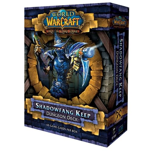World of Warcraft TCG: Dungeon Deck - Shadowfang keep