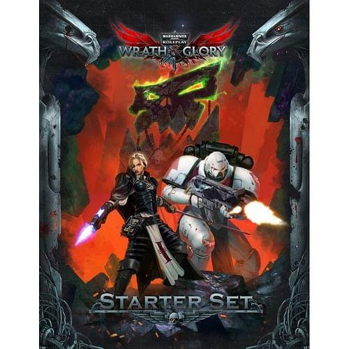 Wrath & Glory Starter Set Warhammer 40000 Roleplay