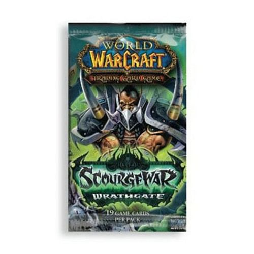 World of Warcraft TCG: Wrathgate booster