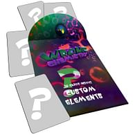 Wrong Chemistry: Custom Elements Card Set