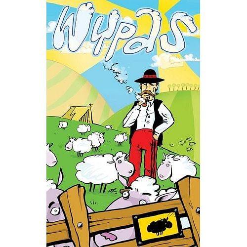 Wypas - pásli ovce valaši