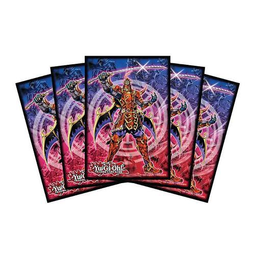 Obaly na karty Yu-Gi-Oh! Six Samura 63 x 90 mm (Konami)