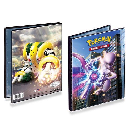 Pokémon: 4 Pocket Portfolio Black & White Phase 4