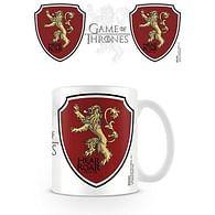 Hrnek game of Thrones - Lannister (bílý)