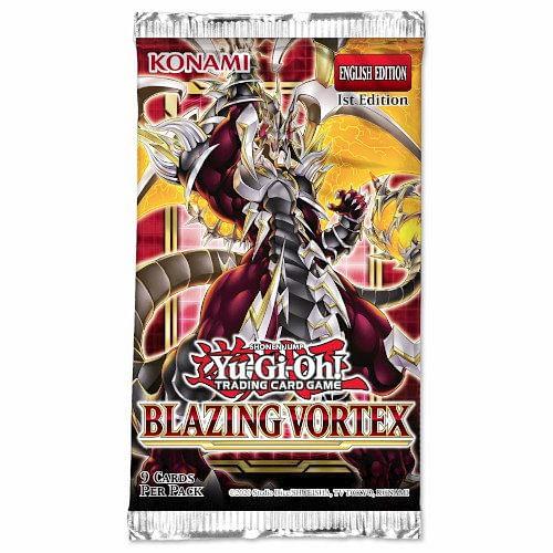 Yu-Gi-Oh! - Blazing Vortex Booster