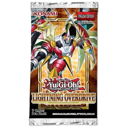 Yu-Gi-Oh! Lightning Overdrive Booster