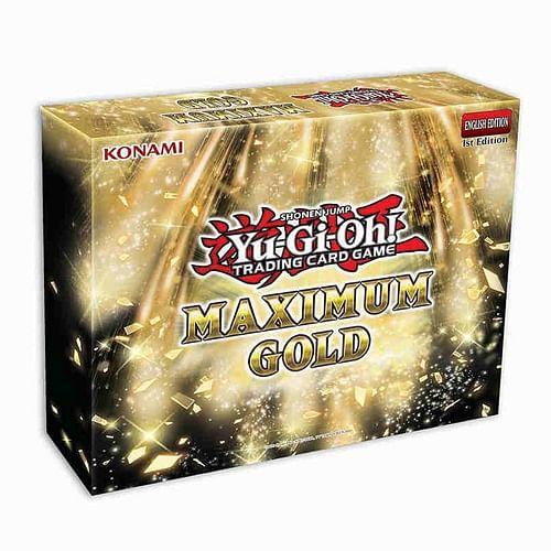 Yu-Gi-Oh! - Maximum Gold Tuckbox