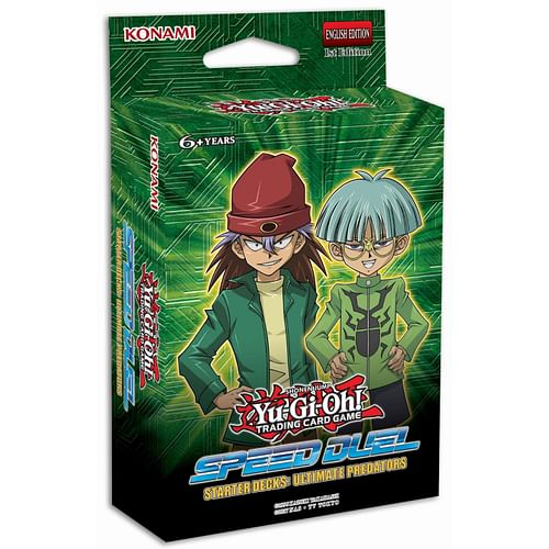 Yu-Gi-Oh! Speed Duel Ultimate Predators Starter Deck