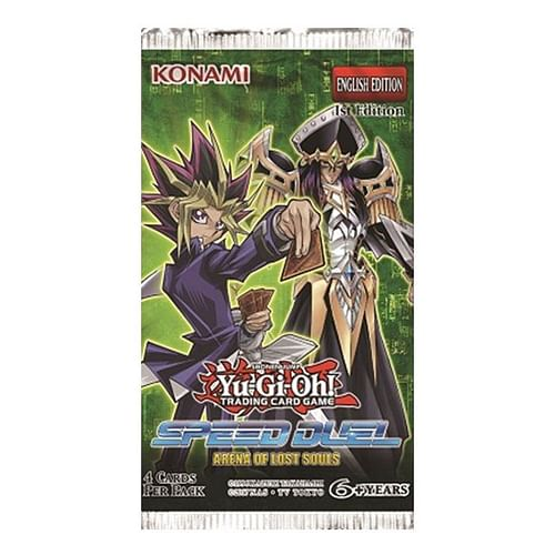 Yu-Gi-Oh! Arena of Lost Souls - Booster