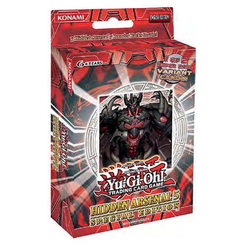 Yu-Gi-Oh! Hidden Arsenal 5 Special Edition