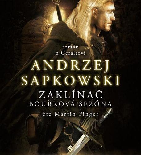 Zaklínač: Bouřková sezóna - mp3 CD