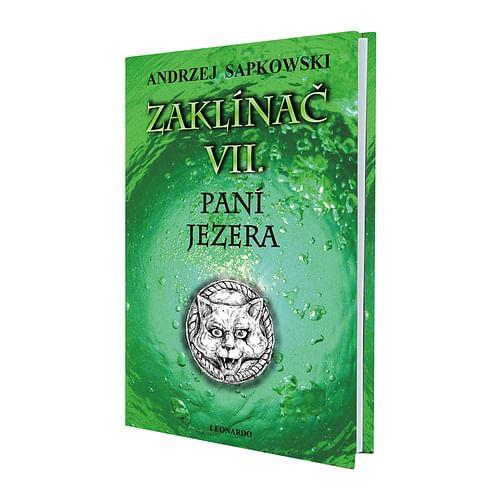 Zaklínač VII - Paní jezera (vázaná) - Andrzej Sapkowski