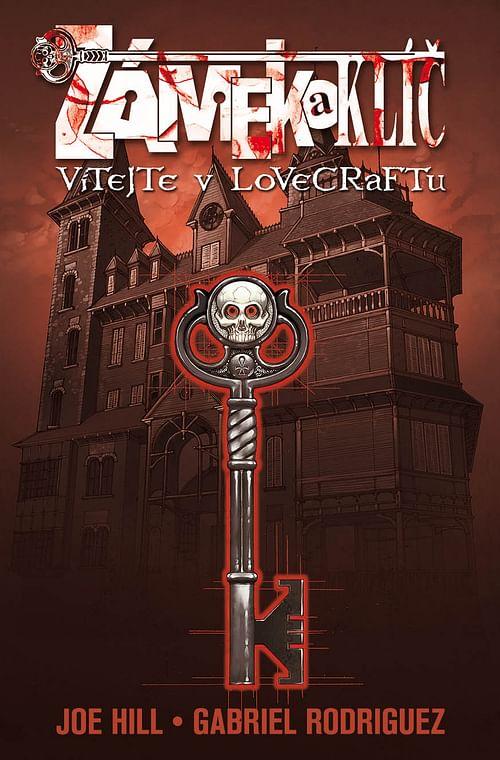 Comics Centrum Zámek a klíč: Vítejte v Lovecraftu - Gabriel Rodriguez