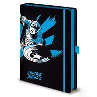 Zápisník Captain America