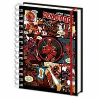 Zápisník Deadpool - Here Comes Deadpool