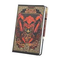 Zápisník Dungeons & Dragons