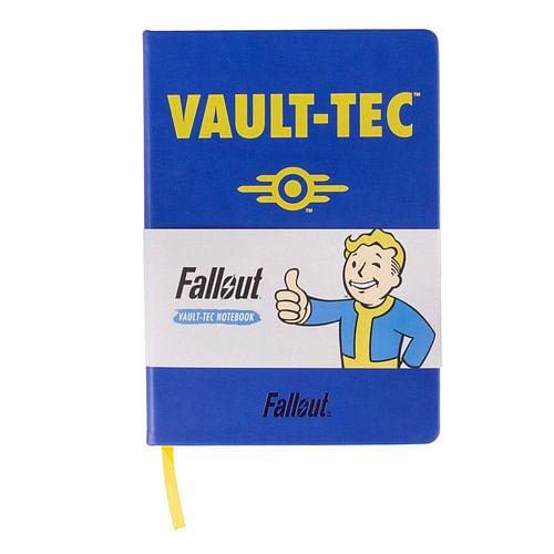 Gaya Entertainment Zápisník Fallout - Vault-Tec A5