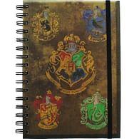 Zápisník Harry Potter - Bradavické znaky