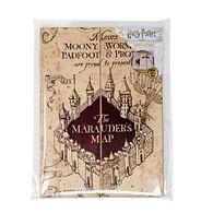 Zápisník Harry Potter - Pobertův plánek, magnetický