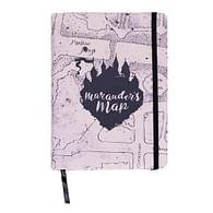 Zápisník Harry Potter - Pobertův plánek Premium
