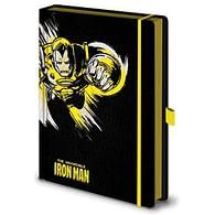 Zápisník Iron Man