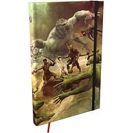 Zápisník John Carter of Mars RPG: Prince of Helium