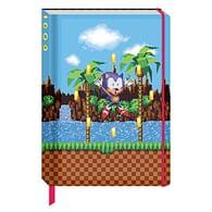 Zápisník Sonic The Hedgehog - Rings