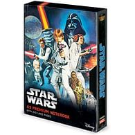 Zápisník Star Wars: A New Hope VHS