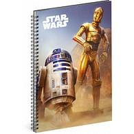 Zápisník Star Wars - Droid