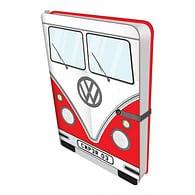 Zápisník Volkswagen - Cestovní deník, s propiskou