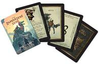 Zapovězené země - karty