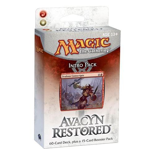 Magic: The Gathering - Avacyn Restored Intro Pack: Fiery Dawn