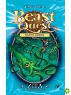 Beast Quest - Zefa, zákeřná krakatice