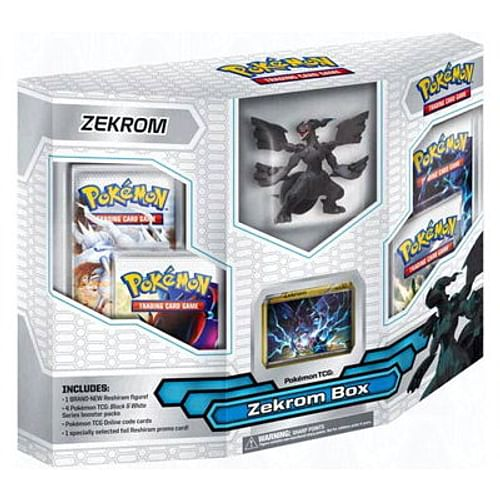 Pokémon Zekrom Box