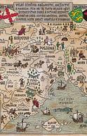 Mapa k Letopisům Vukogvazdské družiny