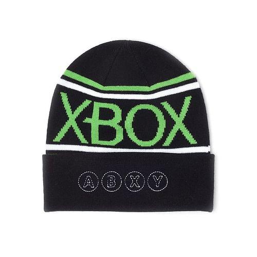 Difuzed - Bioworld Europe Zimní čepice Xbox