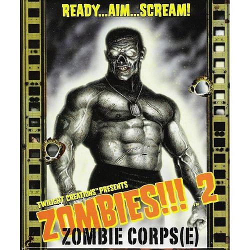 Zombies!!! 2: Zombie Corps(e) - druhá edice