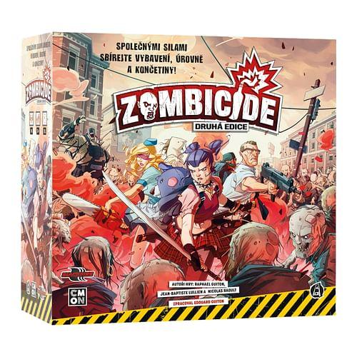 Zombicide (druhé vydání)