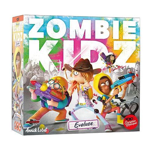 Zombie Kids: Evoluce