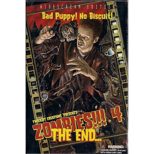 Zombies!!! 4: The End... - druhá edice