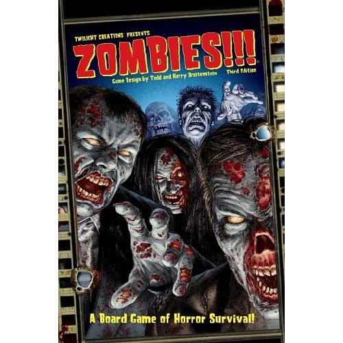 Zombies!!! (třetí edice)